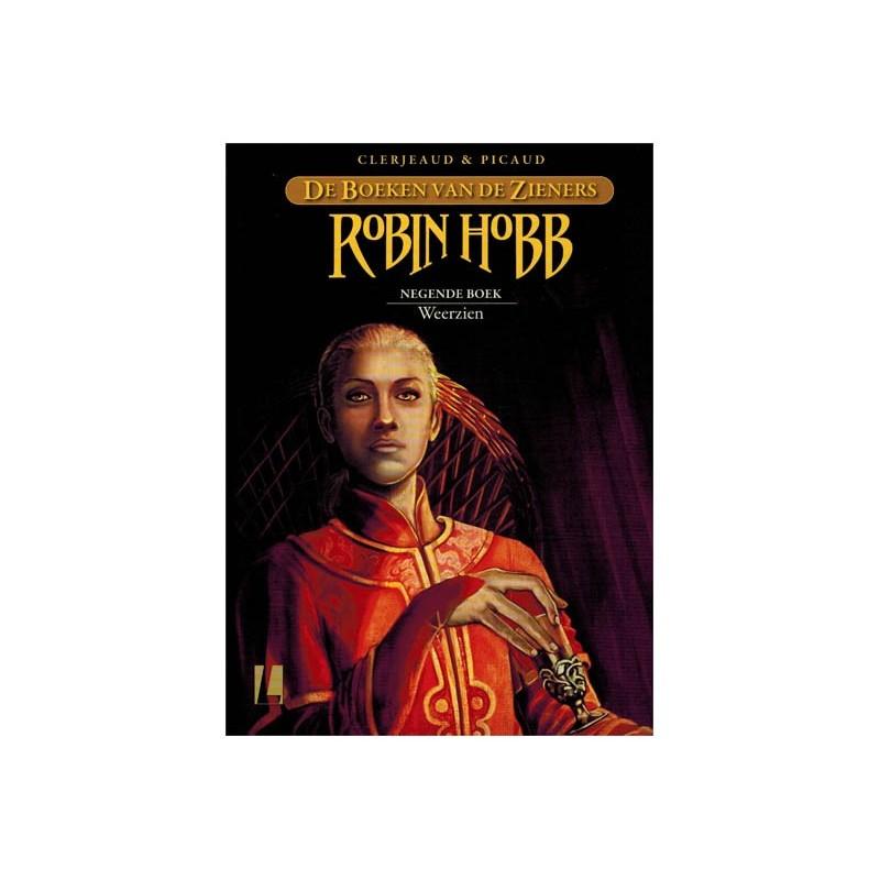 Boeken van de zieners 09 HC Weerzien (naar Robin Hobb)