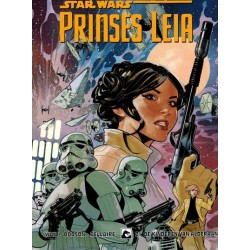Star Wars  NL Prinses Leia 01 De kinderen van Alderaan deel 2 (van 2)
