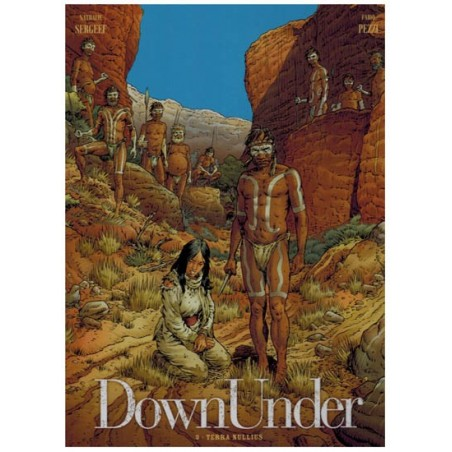 Down under 03 HC Terra nullius
