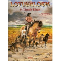 Lotusbloem 09 Timok Khan