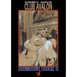 Caligula reeks 02 Club Avalon 1e druk 1990