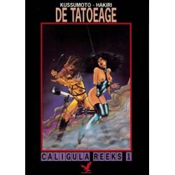 Caligula reeks 01 De tatoeage 1e druk 1990