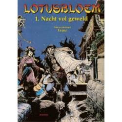 Lotusbloem 01 Nacht vol geweld