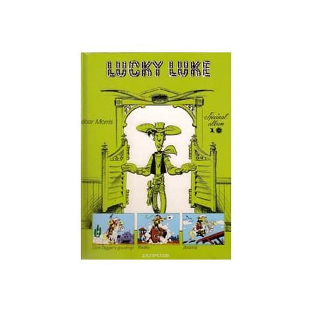 Lucky Luke set I Speciaal album HC deel 1 t/m 10 1e drukken 1980-1984