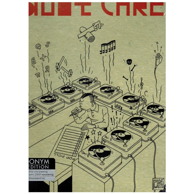 Swarte  LP I don't care The No fun and Plurex singles 1978