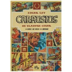 Carausius de Vlaamse Cesar / Dirk de held van Brugge HC