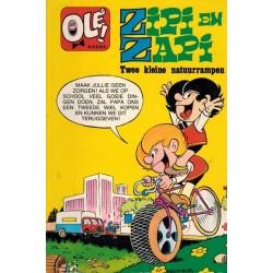 Zipi en Zapi 1e druk 1973 (Ole-reeks 7)