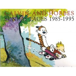 Calvin and Hobbes Sunday pages 1985-1995 An exhibition catalogue