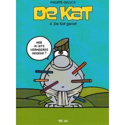 Kat B04 De Kat gevat