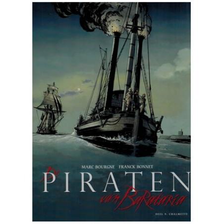 Piraten van Barataria 09 HC Chalmette 1e druk 2016