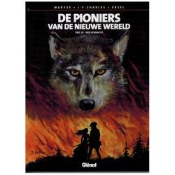 Pioniers van de Nieuwe Wereld  20 HC Wolvennacht
