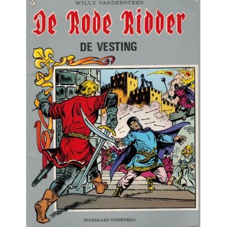 Rode Ridder Kleur 097 De vesting herdruk