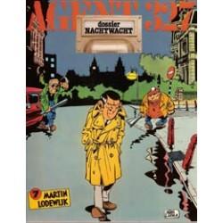 Agent 327 07 Dossier nachtwacht 1e druk 1980