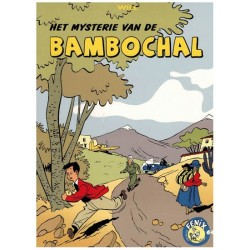 Will strips Het mysterie van de Bambochal (Collectie Fenikx 64) 1e druk 2009