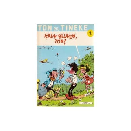 Ton &  Tineke (Ton en Tinneke) set Loempia deel 1 t/m 4 herdrukken