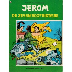 Jerom 82 De zeven roofridders 1e druk 1979