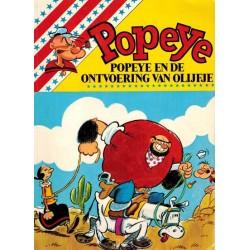 Popeye 05 De ontvoering vn Olijfje herdruk Semic