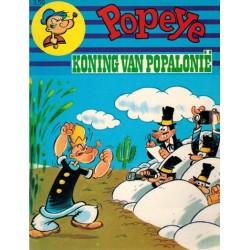 Popeye 06 Koning van Popalonie 1e druk 1973