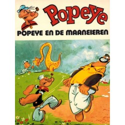 Popeye 01 De maaneieren herdruk Rikmans