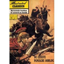 Illustrated Classics 205 De eerste Punische oorlog 1e druk 1973