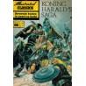 Illustrated Classics 206 Koning Harald's saga 1e druk 1974