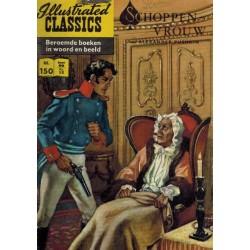 Illustrated Classics 150 Schoppenvrouw (naar Alexander Pushkin) 1e druk 1962