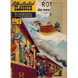 Illustrated Classics 124% Robur de veroveraar (naar Jules Verne) 1e druk 1961