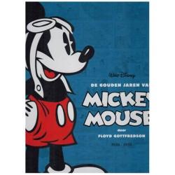 Mickey Mouse De gouden jaren set HC deel 1 t/m 3