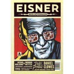 Eisner beeldverhalen set deel 1 t/m 5 1e drukken 2008-2010