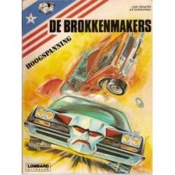 Brokkenmakers set deel 1 t/m 21 1e drukken & herdrukken* 1981-1994