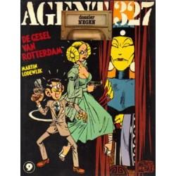 Agent 327 09 De gesel van Rotterdam 1e druk 1981
