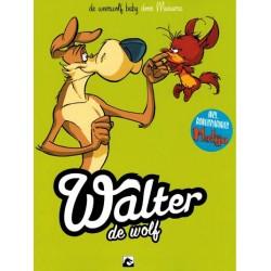 Walter de wolf 01 De weerwolfbaby