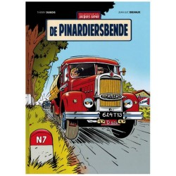 Jacques Gipar 01 De Pinardiersbende HC