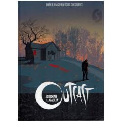Outcast bundel HC 1. Omgeven door duisternis & 2. Verlicht de weg