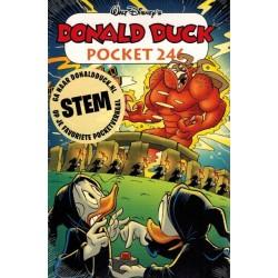 Donald Duck  pocket 246 het monster van Stonehenge