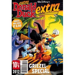 Donald Duck Extra 2012 10 ½ Griezelspecial