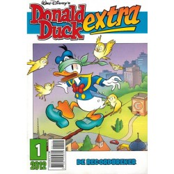Donald Duck Extra 2012 01 De recordbreker