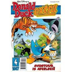 Donald Duck Extra 2007 04 Avontuur in Afgelegie