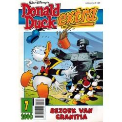 Donald Duck Extra 2006 07 Bezoek aan Granitia