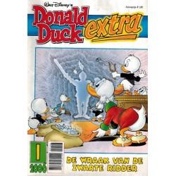 Donald Duck Extra 2006 01% De wraak van de zwarte ridder