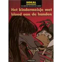 Canardo 12: Het kindermeisje met bloed aan de handen HC