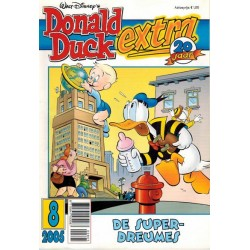 Donald Duck Extra 2005 05 De superdreumes