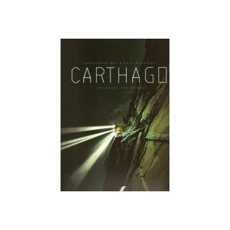 Carthago 01 De lagune van Fortuna
