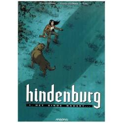 Hindenburg 01 Het einde nadert...