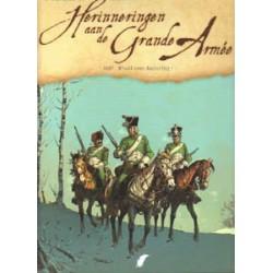 Herinneringen aan de Grande Armee set deel 1 t/m 4