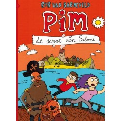Pim 01 De schat van Salami