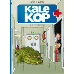 Kale kop 02 De krokodillenbende