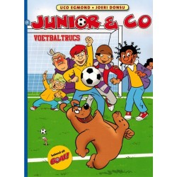 Junior & Co 04 Voetbaltrucs