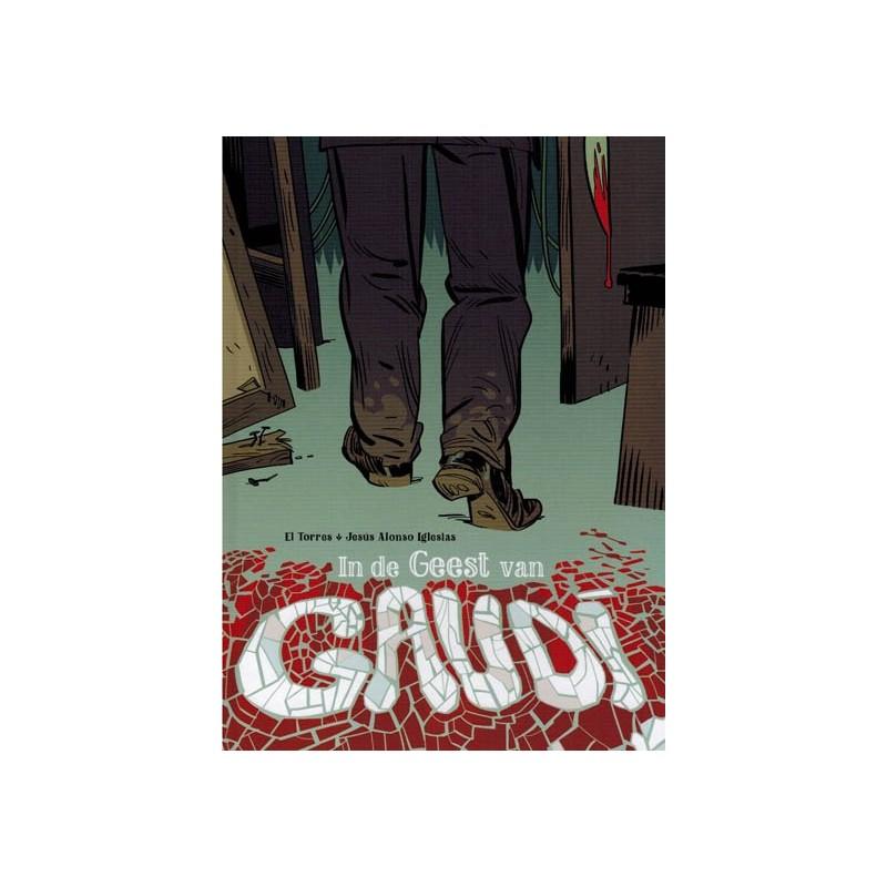Iglesias strips HC In de geest van Gaudi 1e druk 2016