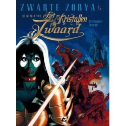 Wereld van Het kristallen zwaard Zwarte Zorya 02